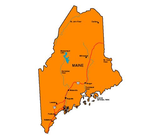 Maine Rigger Classes