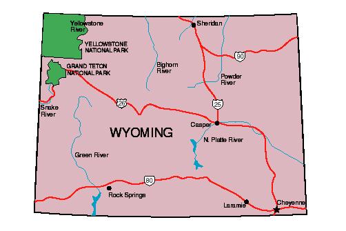 Wyoming Rigger Classes